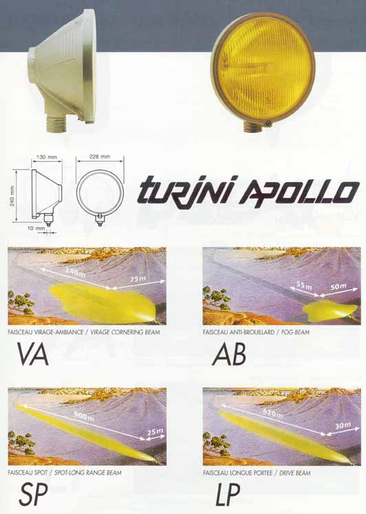 Apollo Lamp